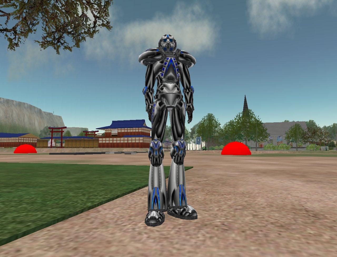 Aleksandr Martov's cyborg