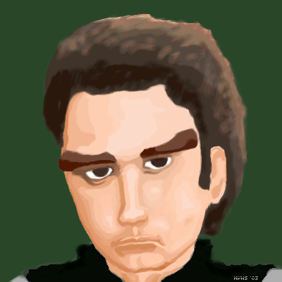 Mentat Piter DeVries from Dune