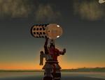 Highlight for Album: Mechs Vs. Daleks