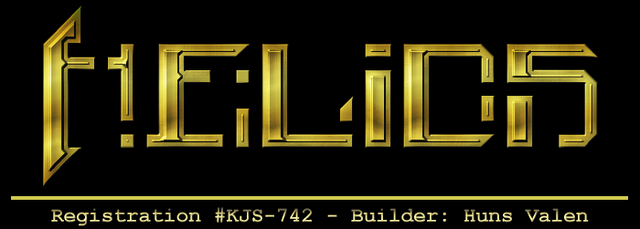 Nameplate for the Helios