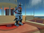 This avatar was originally built in December '03.