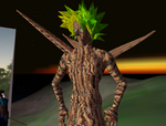 Ent Avatar at Dark Wood meeting