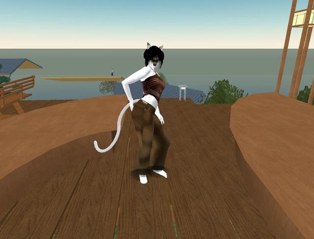 Fleabite Beach (Cat)