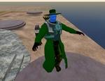 Huns Valen (Artifex suit)